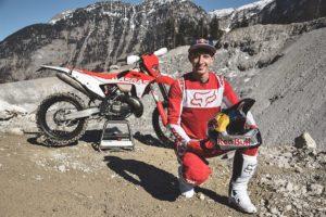 Michael Walkner wird GASGAS Factory Racing Nachwuchsfahrer